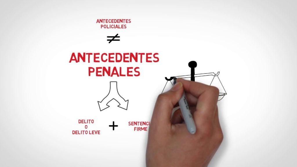 antecedentes penales madrid