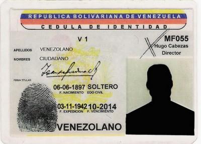 requisito para el pasaporte