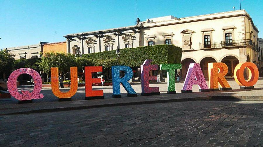 pasaporte Querétaro