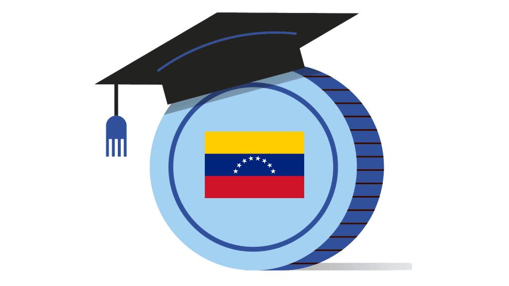 beca para venezolanos