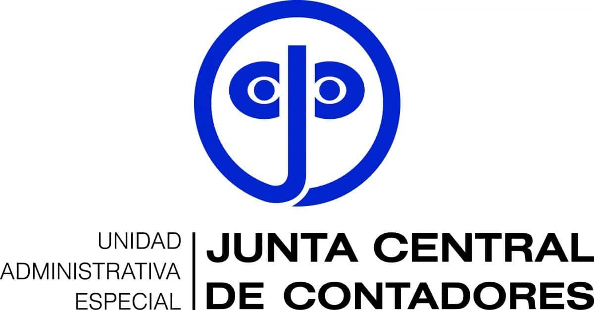 Certificado del Junta Central de Contadores