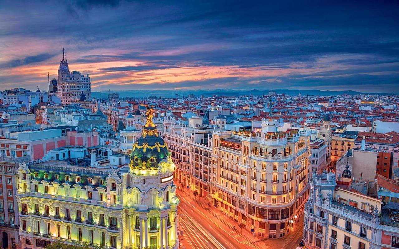 Requisitos para viajar a España desde Colombia