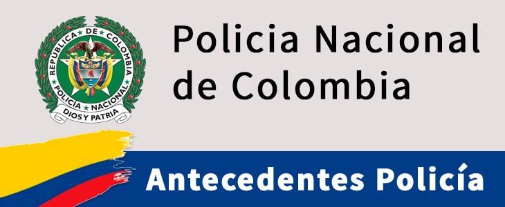 antecedentes de policía