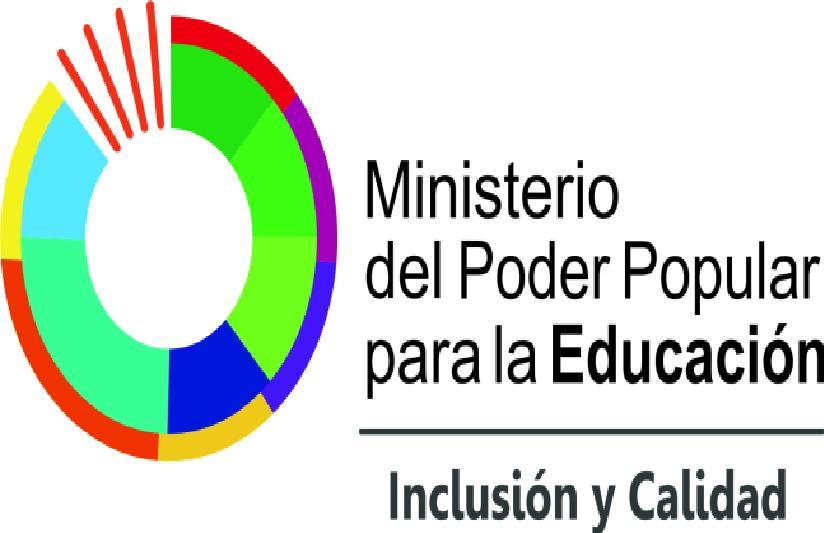 Ministerio del Poder Popular para la Educacion Oficina Virtual