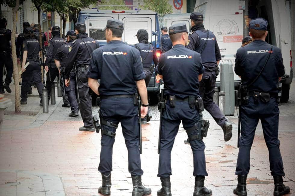 requisitos para ser policía nacional en España