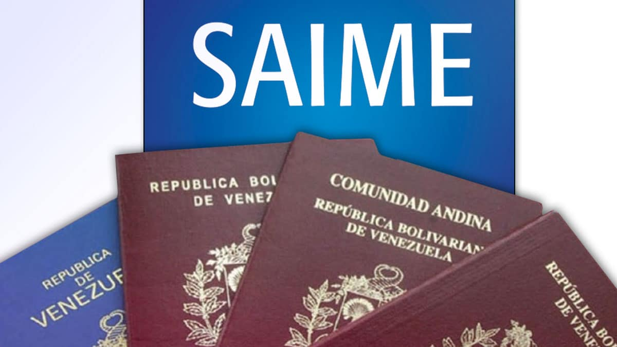 saime-pasaporte-express