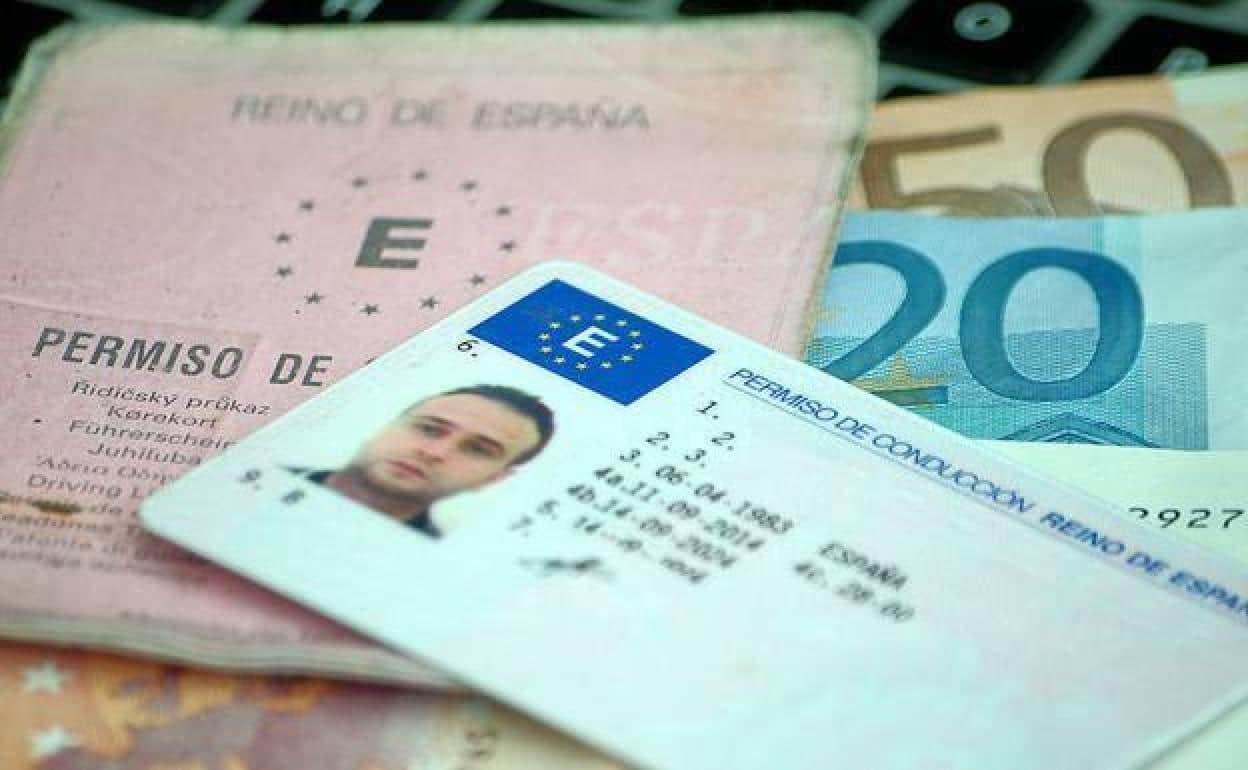 Duplicado carnet de conducir DGT
