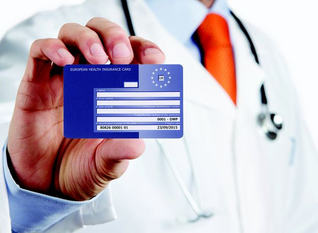 documentación para la tarjeta sanitaria Europea