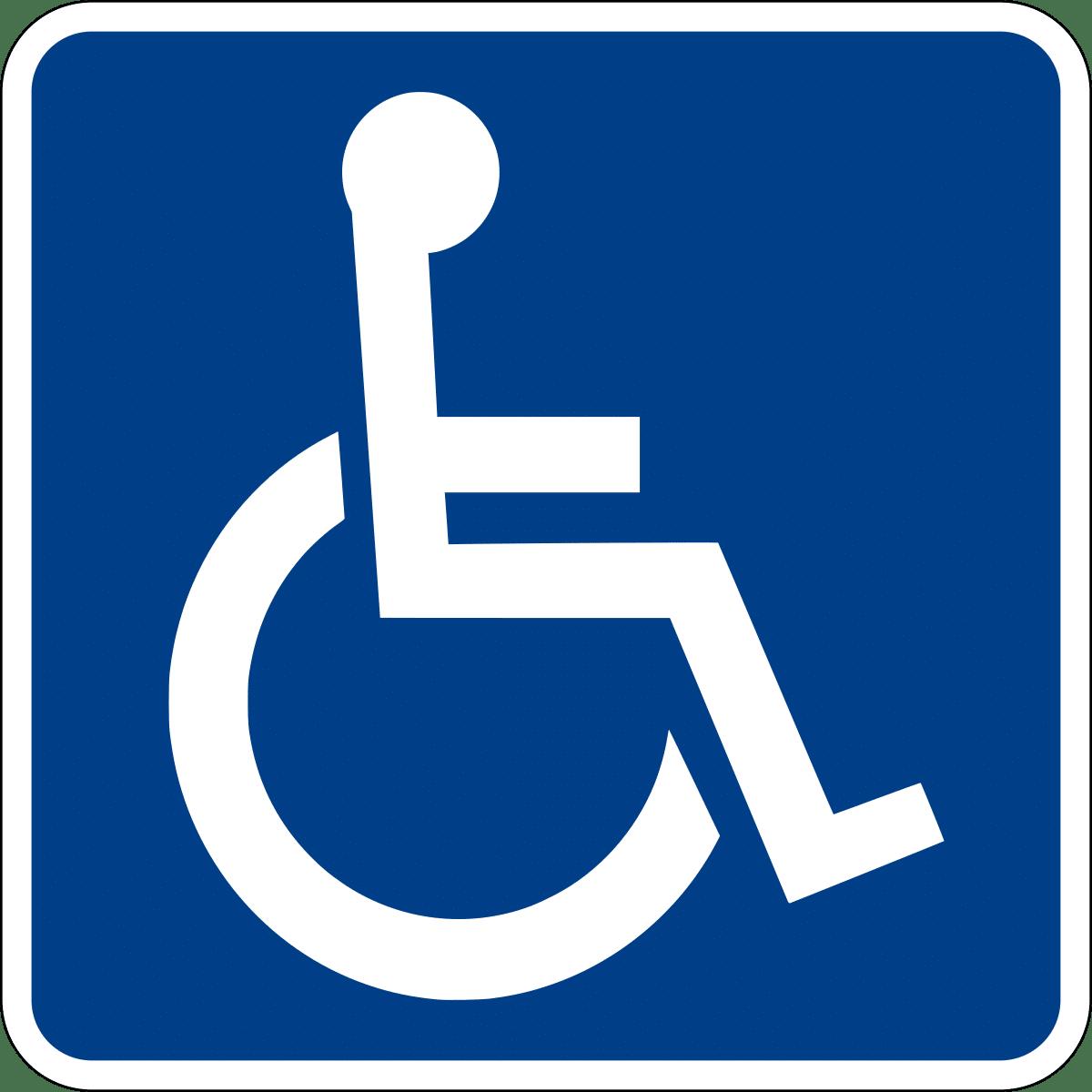 Tarjeta de Minusválido para Aparcamiento por Discapacidad