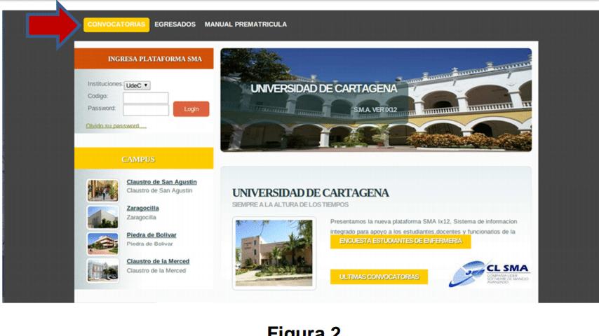 universidad de cartagena plataforma 1