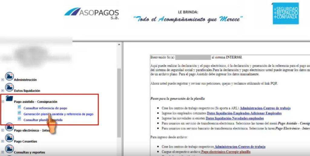 asopagos certificado