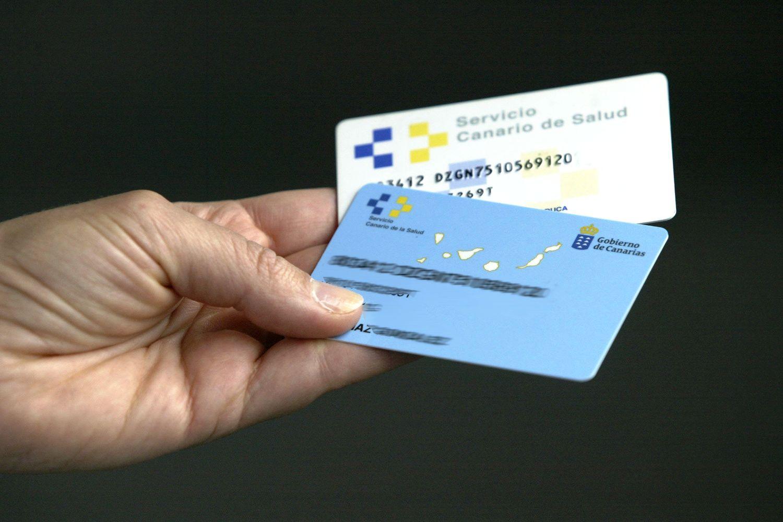solicitar tarjeta sanitaria