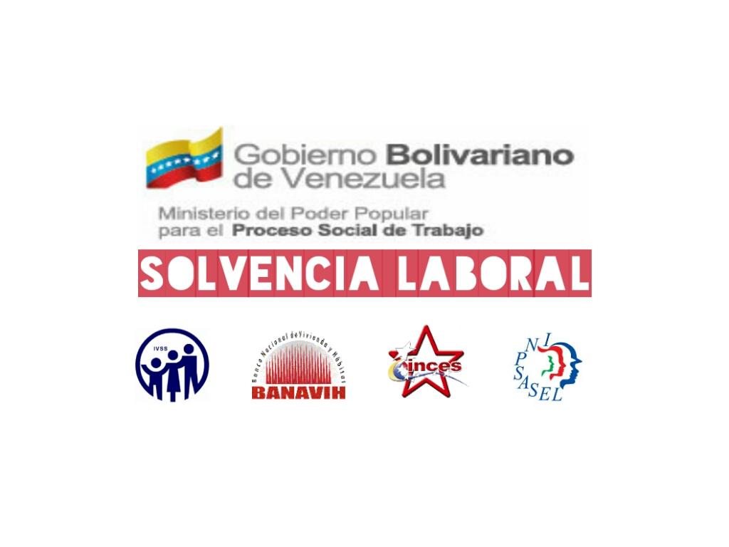 SOLVENCIA LABORAL EN VENEZUELA-1