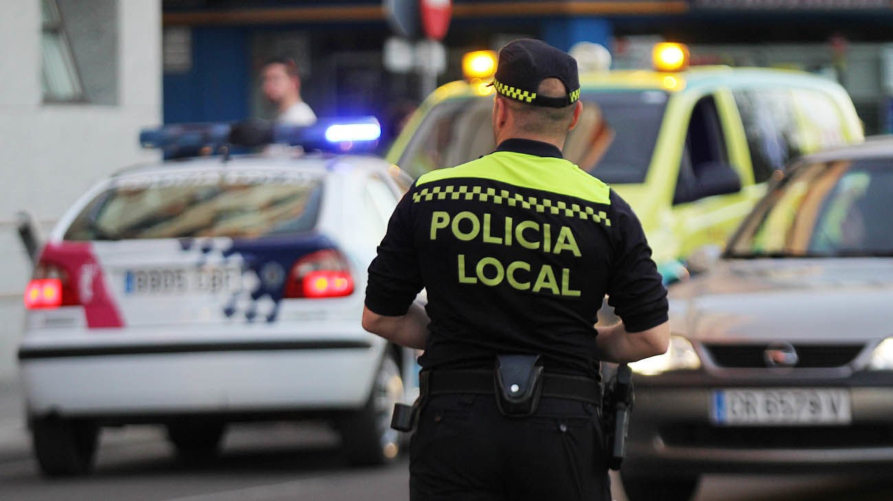 requisitos para policía local