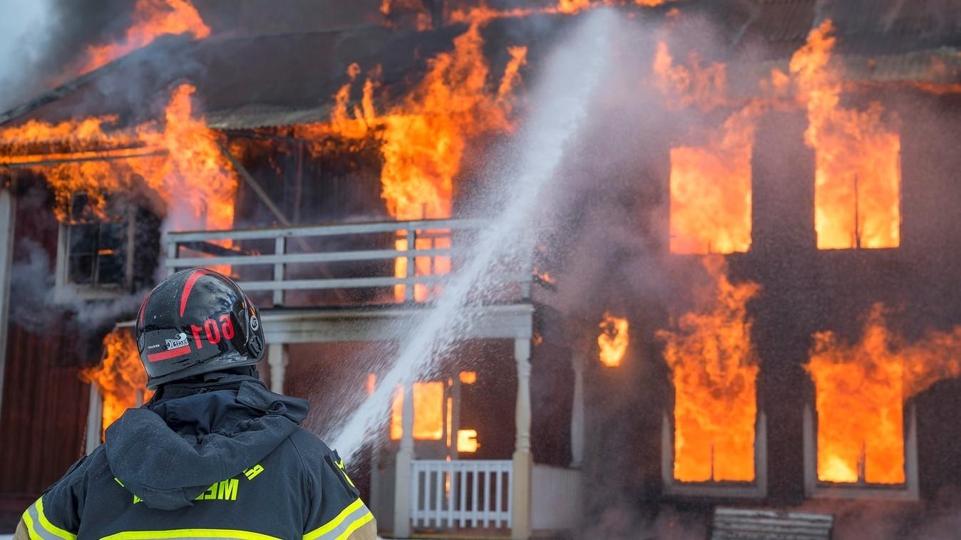 cómo ser bombero en españa