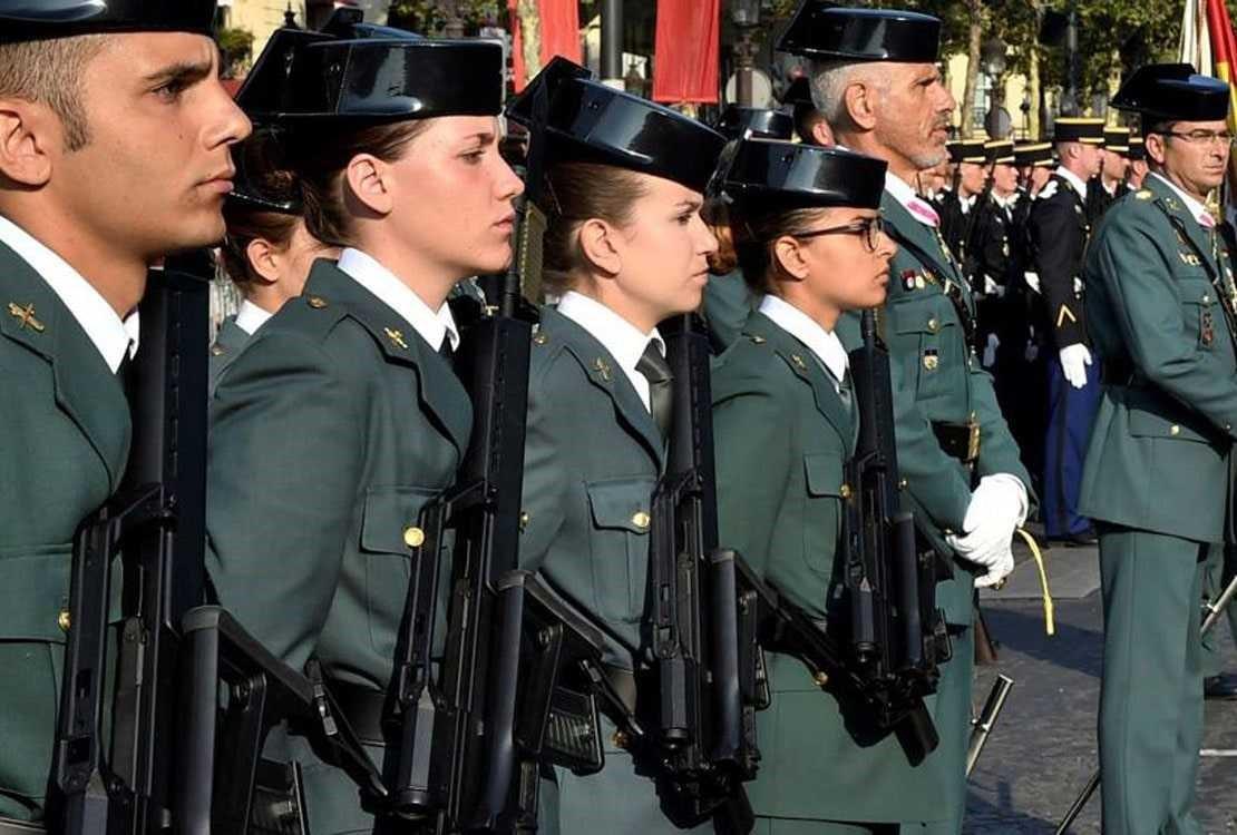 cómo ser guardia civil