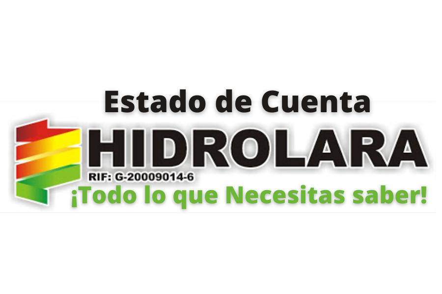 Estado de Cuenta Hidrolara