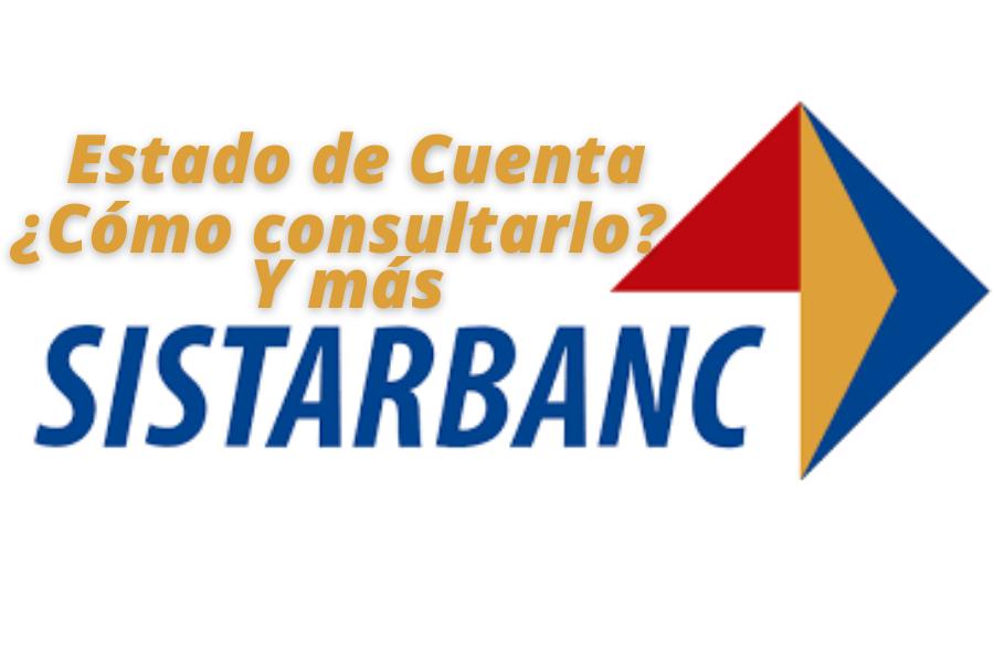 Estado de Cuenta Sistarbanc